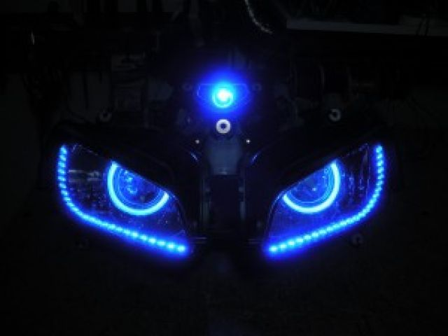 vehicle multi for and play motorcycle led lighting motorcycles n lights plug