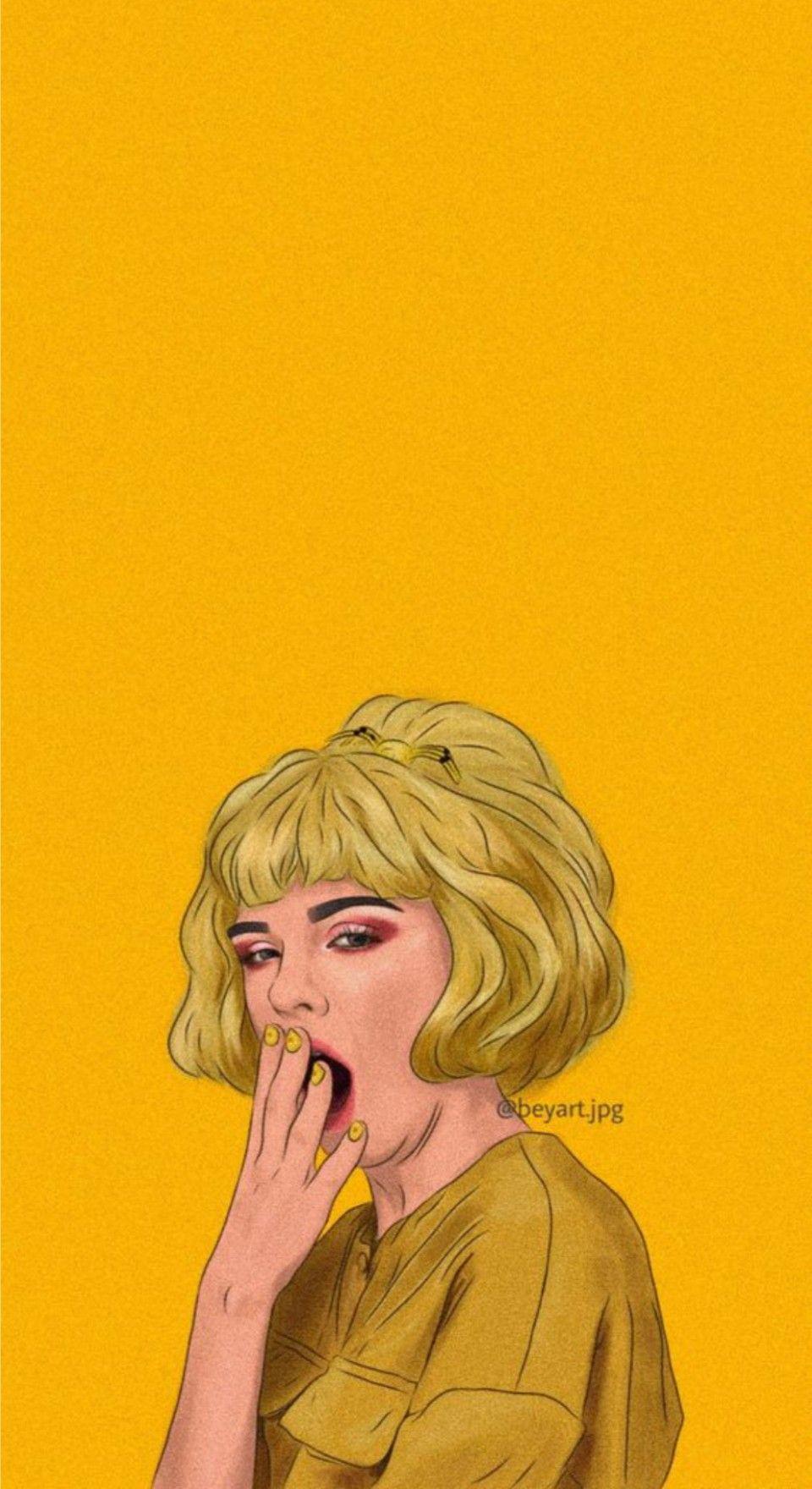 Hd Girly Wallpaper Cute Wallpaper Girl In 2020 Girls Cartoon Art Cute Wallpapers Girly Art