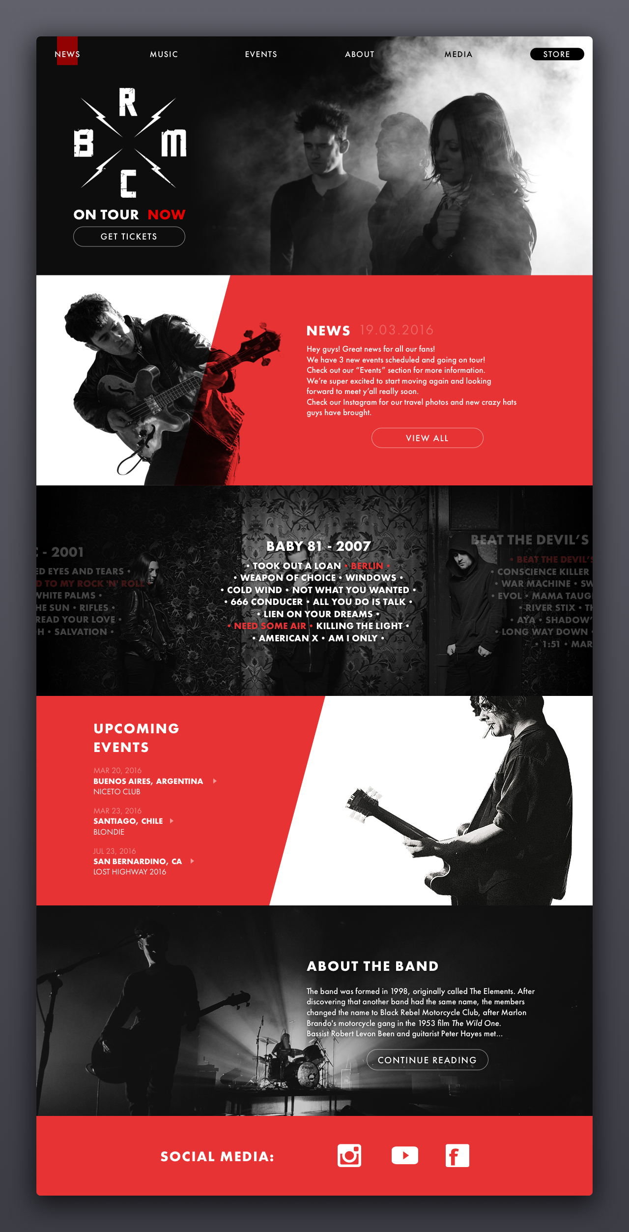 Landing Page. Direct Flight to High Conversion - the article by Tubik Studio