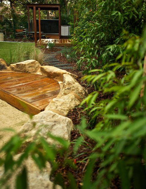 Tessa Rose Landscapes Natural Playspace Design Nsustainable And