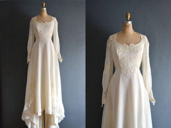 rossella 70s wedding dress 1970s wedding dress plan b pinterest ann es 70 les ann es. Black Bedroom Furniture Sets. Home Design Ideas