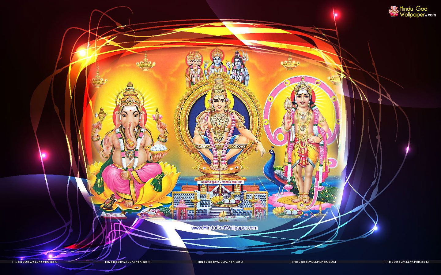 Ayyappa Swamy Hd Wallpapers Free Download In 2019