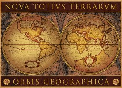 Eurographics jigsaw puzzles antique map puzzles pinterest eurographics antique world map jigsaw puzzle 1000 pc gumiabroncs Images