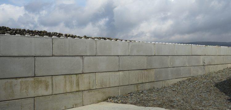 Interlocking Retaining Wall Blocks Fairhurst Concrete Retaining Wall Blocks Interlocking Concrete Blocks Retaining Wall