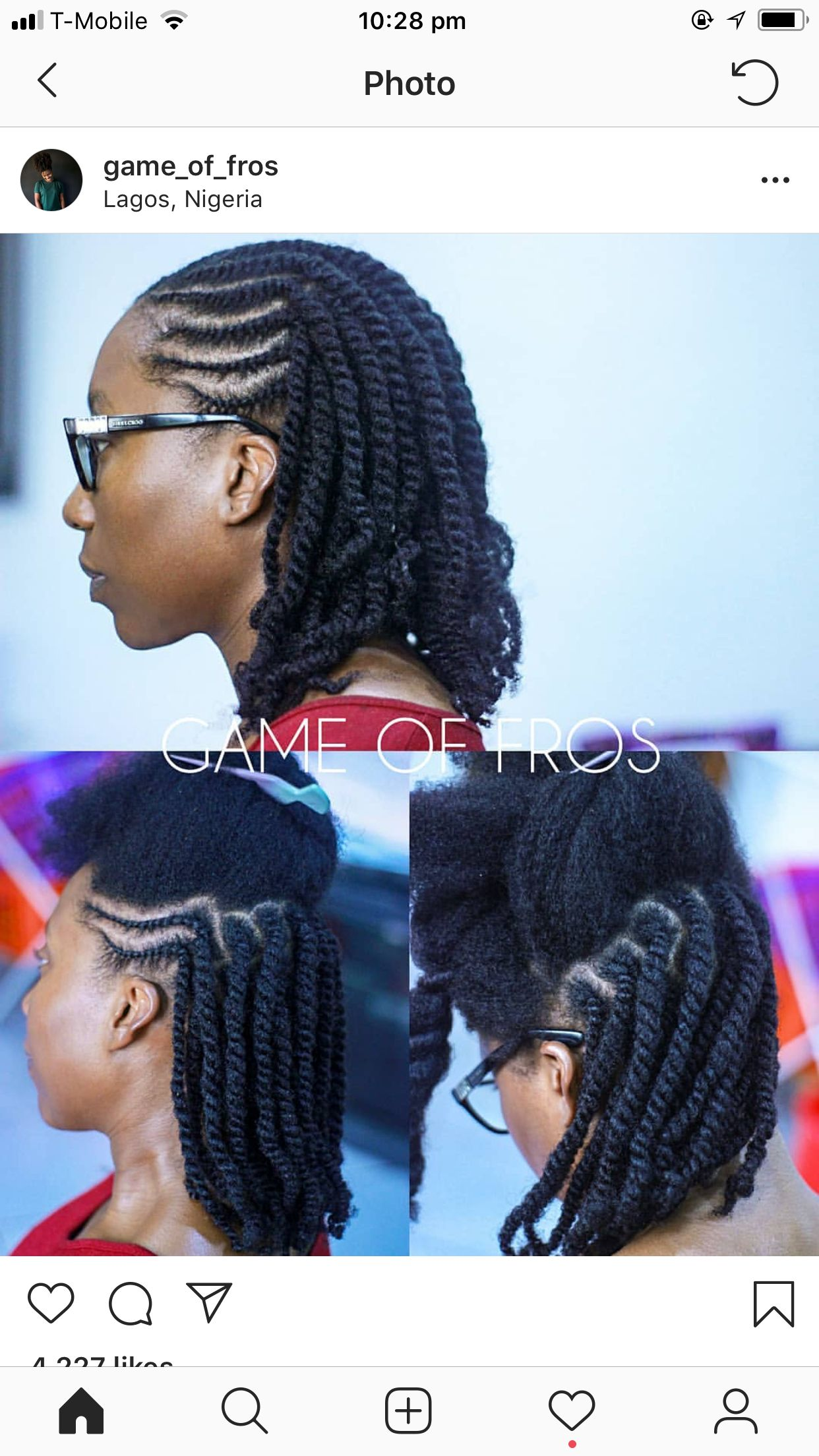 Pin By Mercy Toryila On Hair Hair Styles Natural Hair Twists Twist Hairstyles