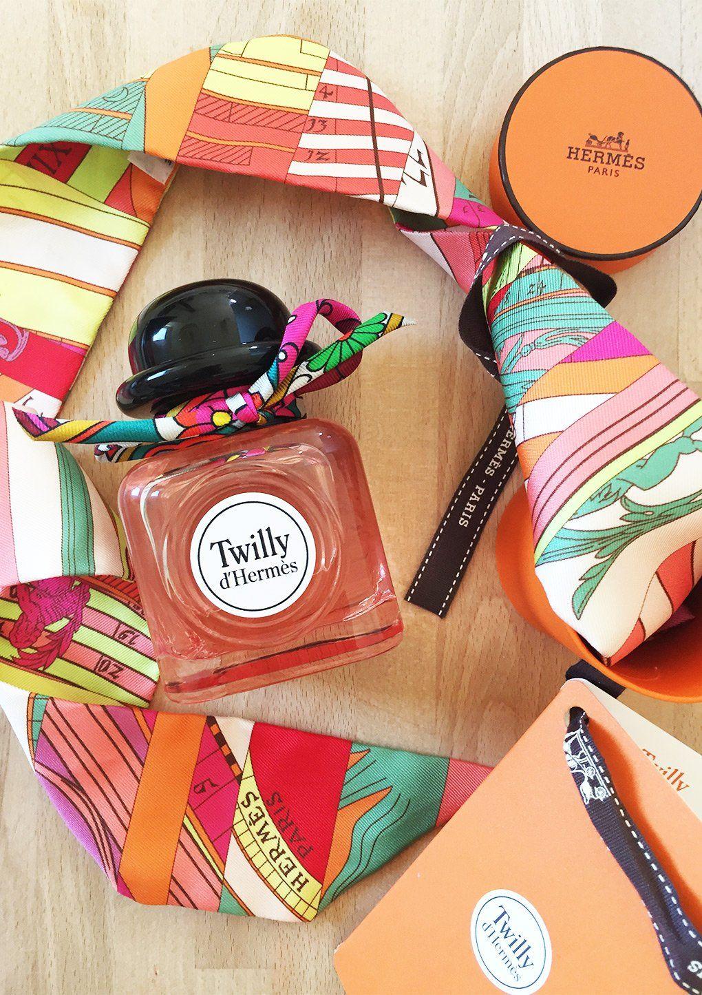 Wir Entdecken Den Neuen Hermès Duft Twilly Gleich In Paris H