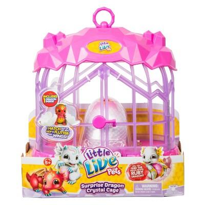Little Live Pets Dragon Cage Playset Little Live Pets Pet