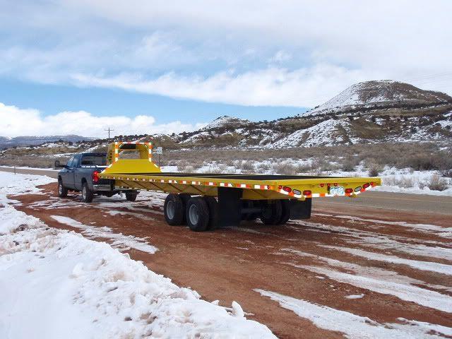 Gooseneck trailer plans. - Miller Welding Discussion Forums ... on