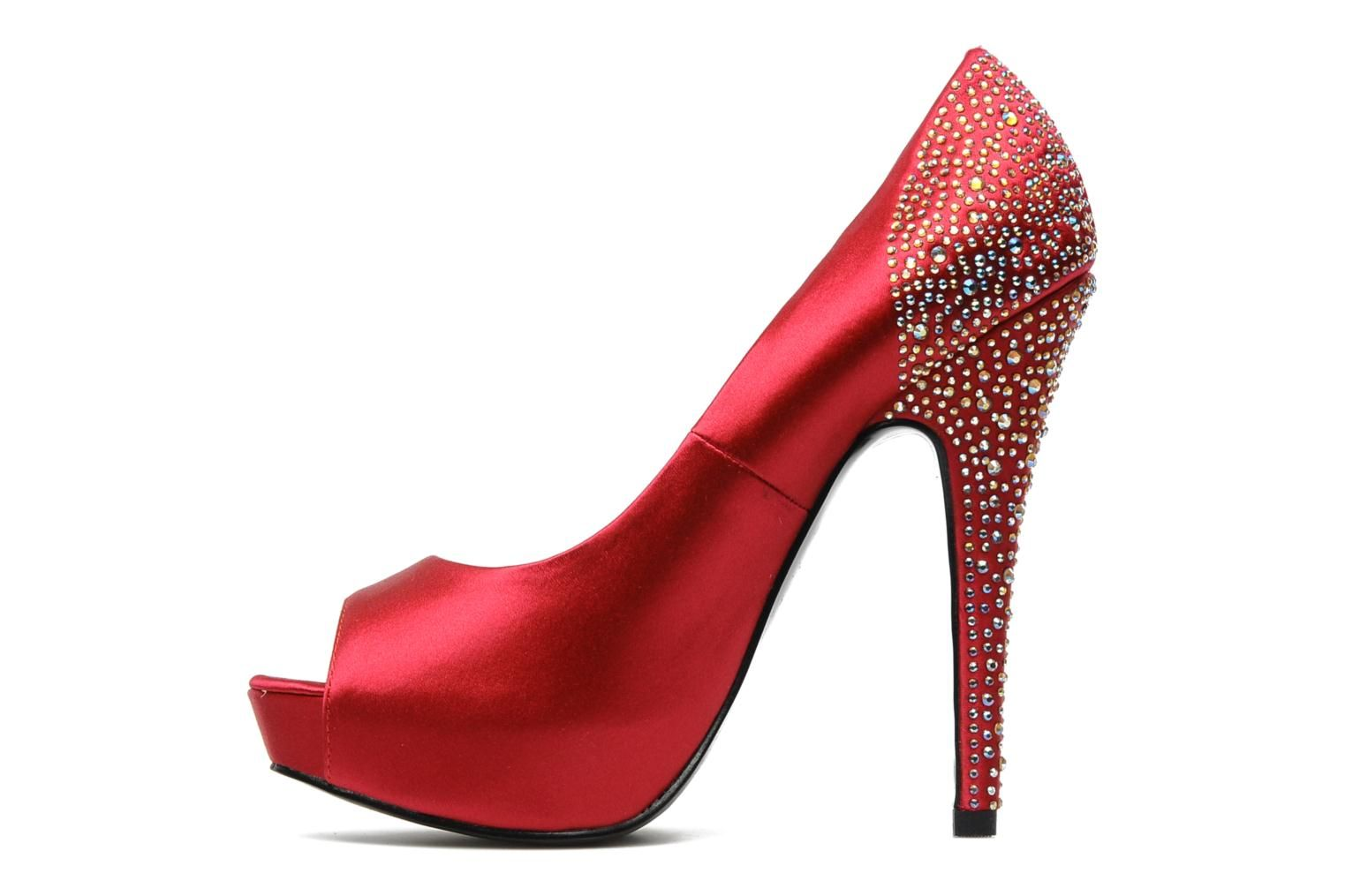 PLAYY-R Steve Madden (Rouge) Sarenza Automne-Hiver 2012, The Spy who loved me