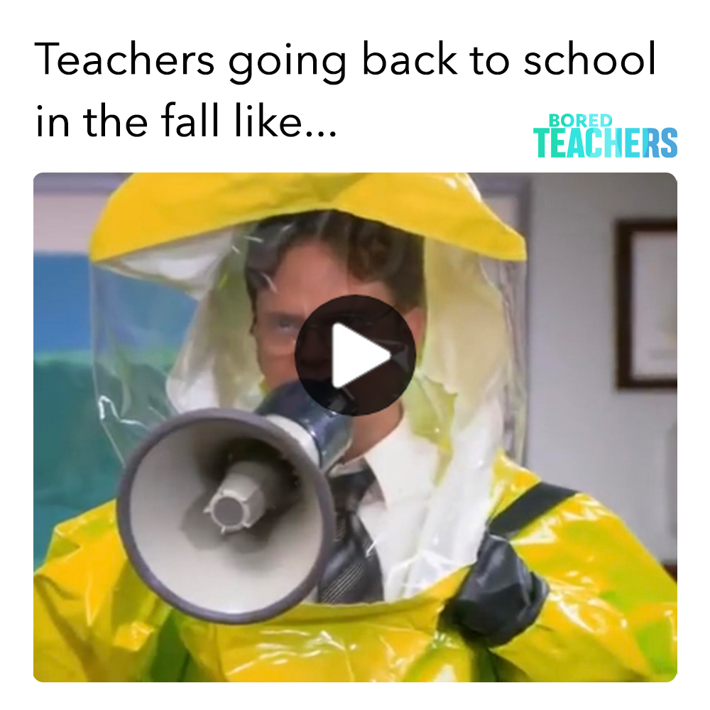Pin By Brooke Shaffer On Screenshots Bored Teachers Funny Gif Teacher