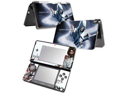 Skin Autocollant 3DS   Assassinu0027s Creed 2