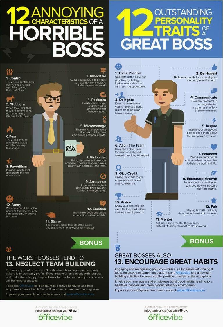 advertising ka kamaal     great boss  horrible boss