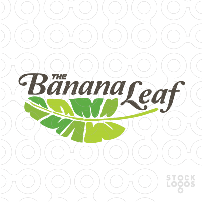 Palm Leaf Fabric Sold Logo Banana Leaf Home Decor I Can Make