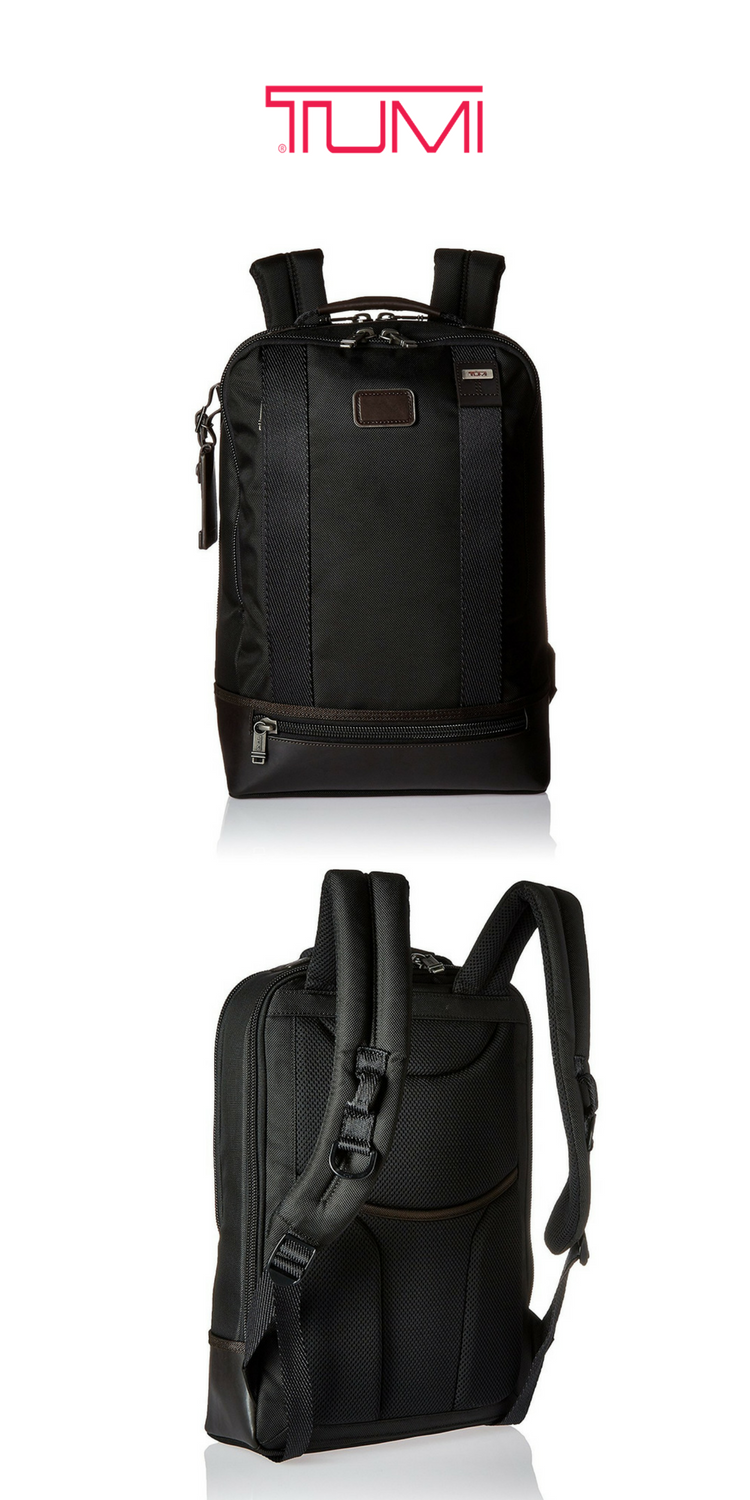 Tumi Alpha Bravo Dover Backpack Hickory Click For More Backpacks