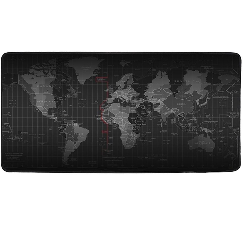Gaming Mouse Mat Extended & Extra Large Mouse Pad (Black), Coutlet
