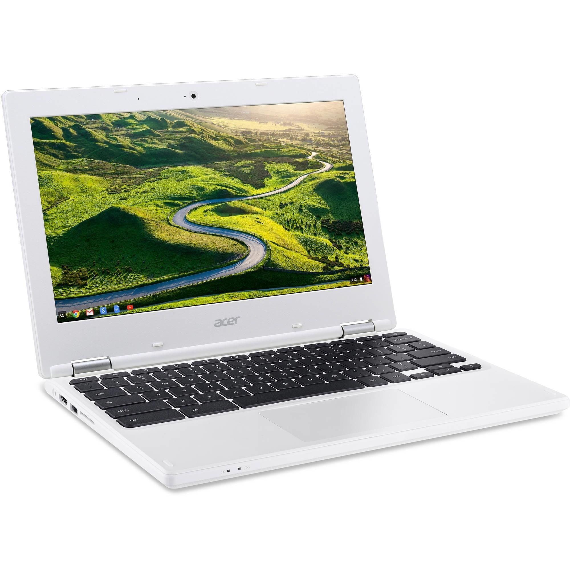 "Acer Chromebook CB3 11\"" Celeron N2840 2.16 GHz SSD 16GB"
