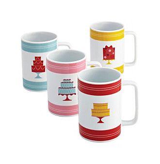 Cake Boss® Mini Cakes 4-pc. Mug Set