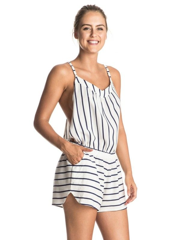 d6d9f3553a54 Keep Cool Strappy Romper