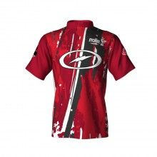 Marshall Kent- Red - Official PBA Replicate Jersey 2017  472829263