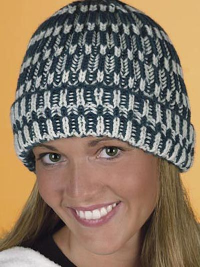 Shaker Rib Hat free knitting pattern of the day from free-knitpatterns.com  10 6 13 0ceefbe932d