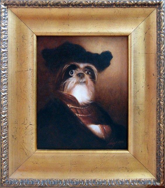 David Imlay's Royal Dog Portraints