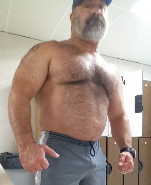 Old Gay Muscle 118