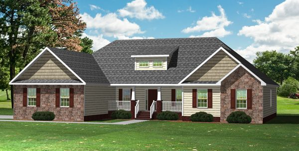 The Ryan Ii Floorplan From Madison Homebuilders Ranch
