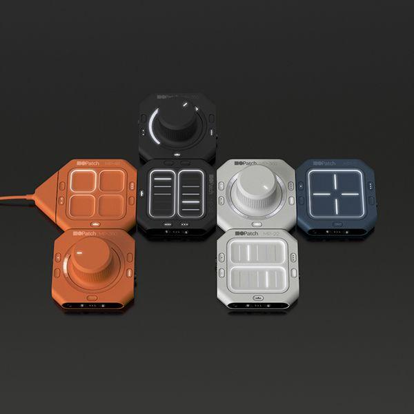 Details we like / Patch / Music / Connect / Color Range / at plllus