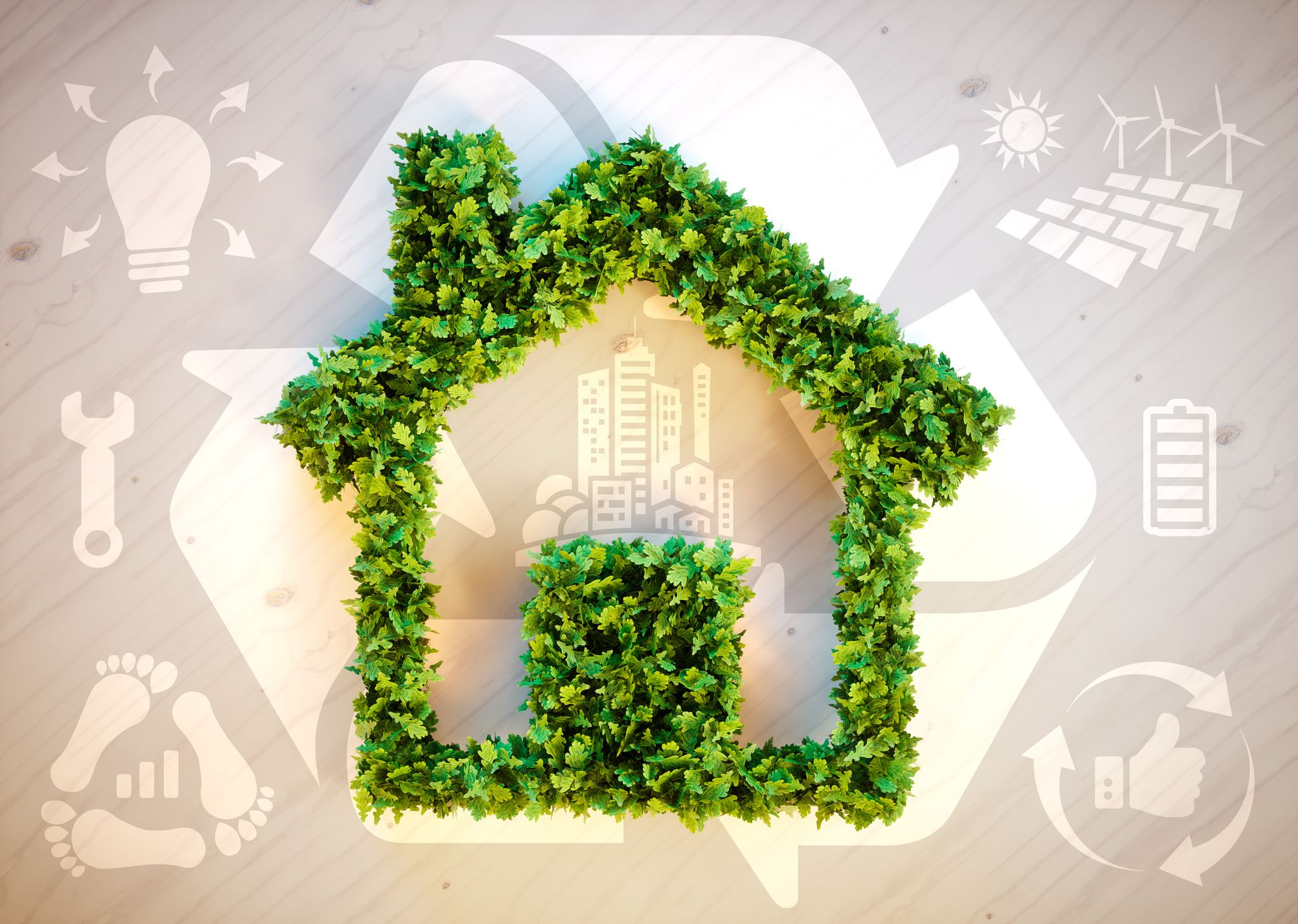 Living In A Green Home Is Not Just Advantageous For The