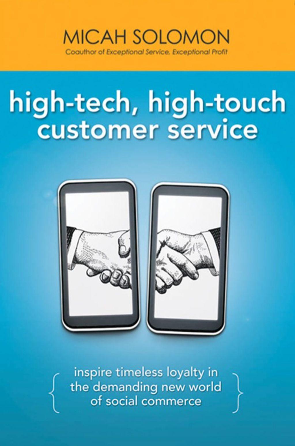 HighTech HighTouch Customer Service (eBook) High touch