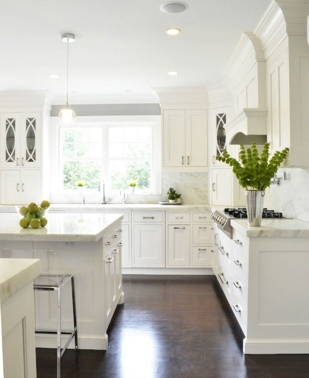 White Kitchen Cabinets Refinishing: Pin By Alecia Davis On House DIY Projects