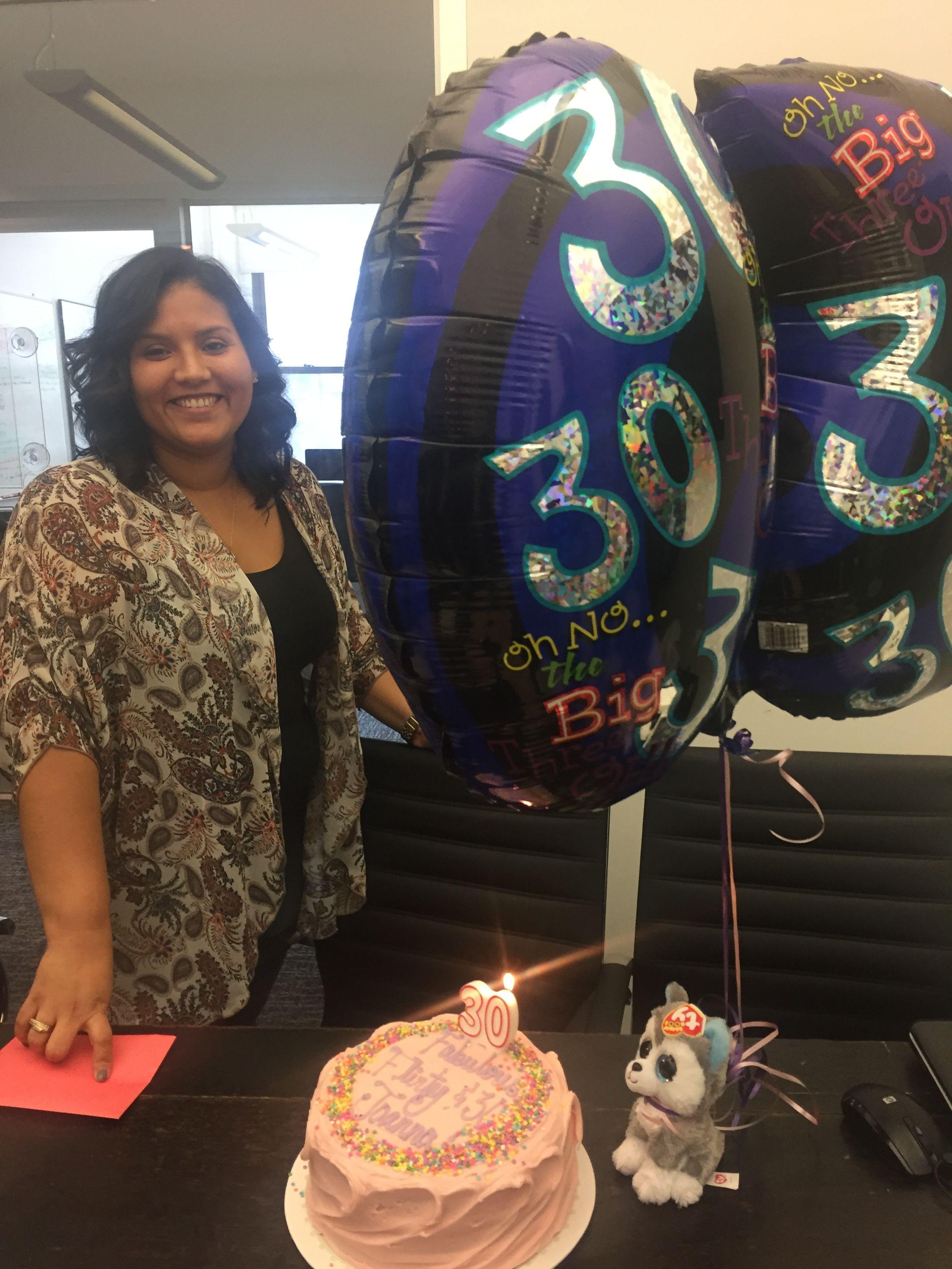 Happy 30th birthday to livings amazing executive