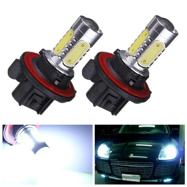 US299 H13 9008 6000K 75W COB LED DRL Headlight Lamp 6000k 75w