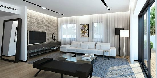 Described as a \u201ca fusion of elegant minimalist Bauhaus architecture