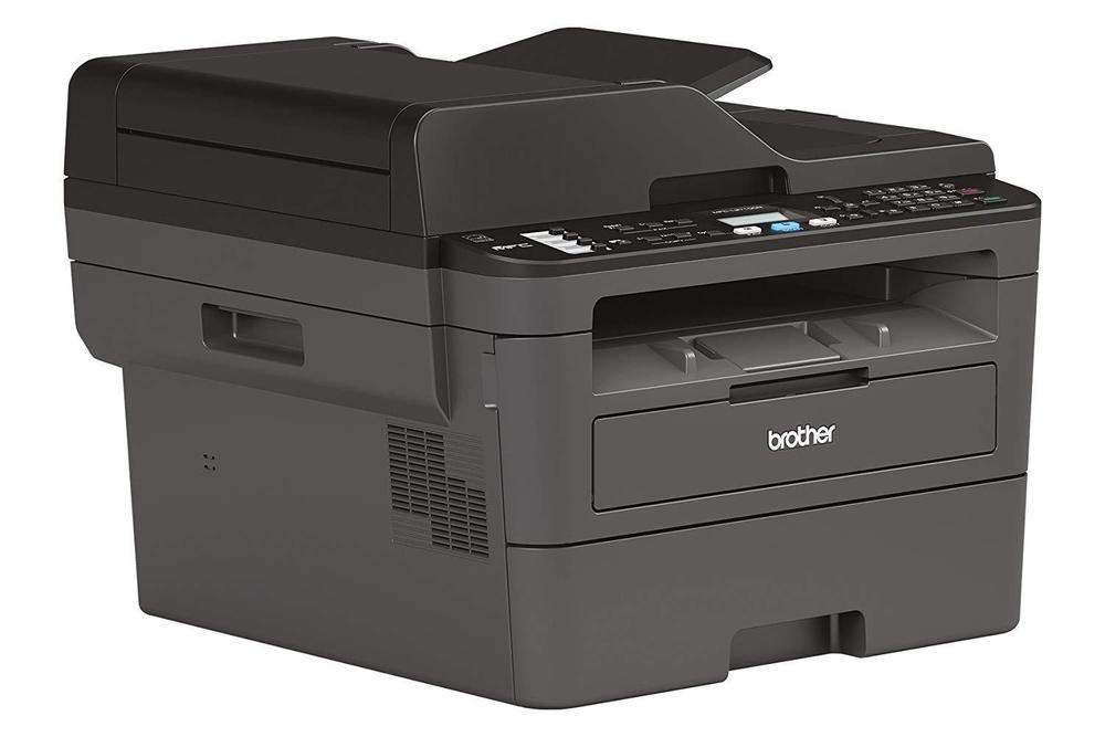 Laser Drucker Kopierer Scanner Fax Lan Brother Mfc L2710dn Laserdrucker Duplex Laserdrucker Drucken Computer