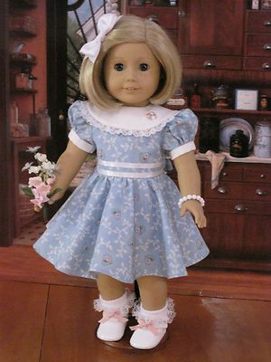 """Susie's 18"""" Doll Clothes Fit My American Girl Kit Ruthie Molly Julie McKenna 