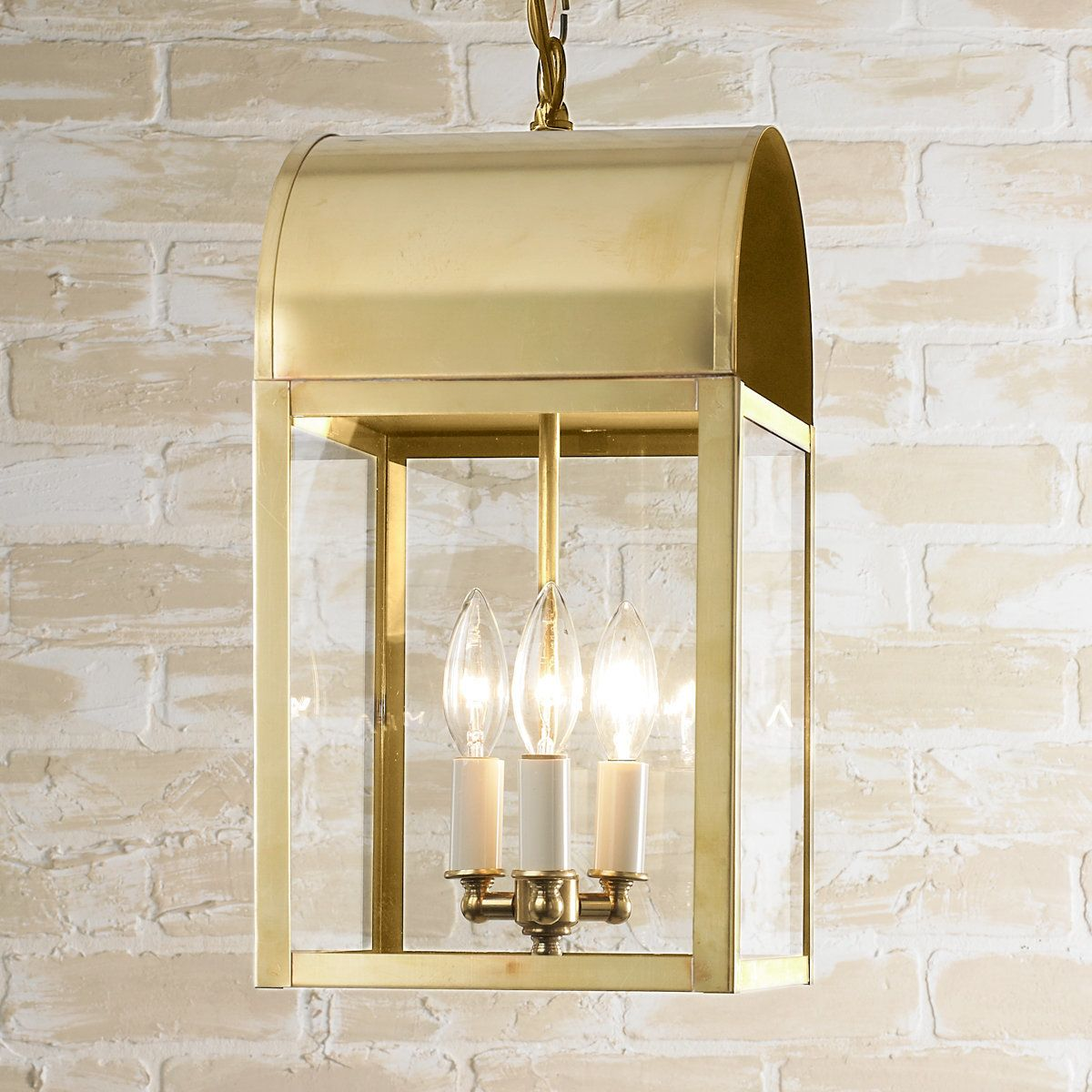 Arched Roof Outdoor Hanging Lantern | Hanging lanterns, Outdoor ...