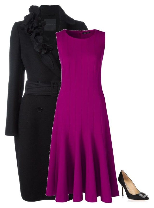 Untitled #2917 by patsypatsy on Polyvore featuring Lands\' End ...
