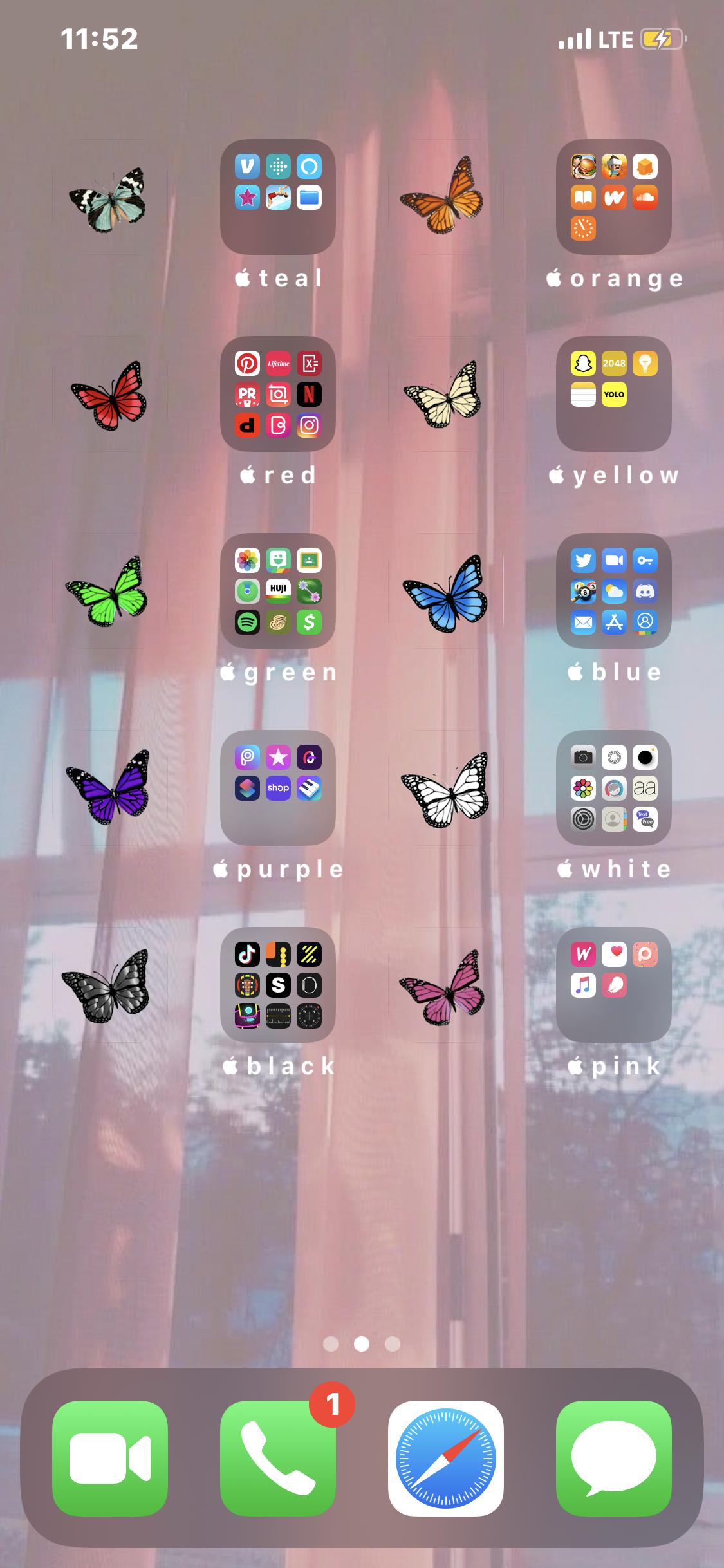 Home Screen Iphone Wallpaper App Wallpaper App Iphone Life Hacks