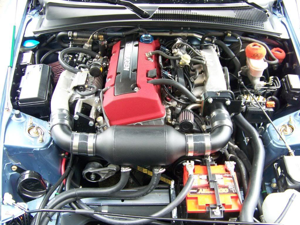 Honda S2000 Supercharger
