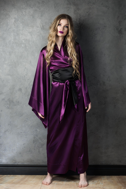 Floor Length Robe Floor Length Kimono Night Gown And Robe dde8b60c6
