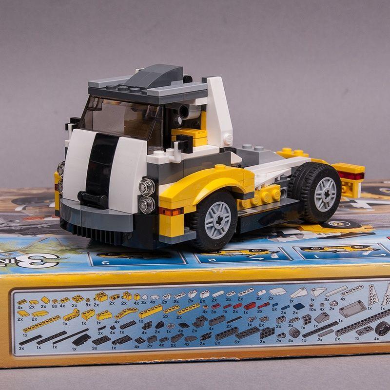 31046 Truck 2 Lego Cars Trucks Lego Moc