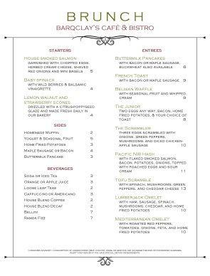 brunch market cafe menu by must have menus menu template design typography restaurant it. Black Bedroom Furniture Sets. Home Design Ideas