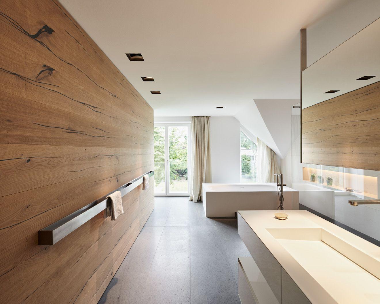 Badezimmer Holz ~ Wellness oase badezimmer toilette holz waschbecken exklusiv