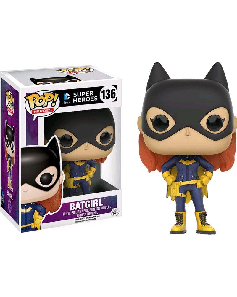 2016 NYCC Exclusive Classic Batgirl Pop Batman Vinyl Figure