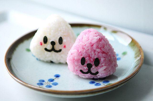 Charaben My First Time Kawaii Food Food Japanese Food Art