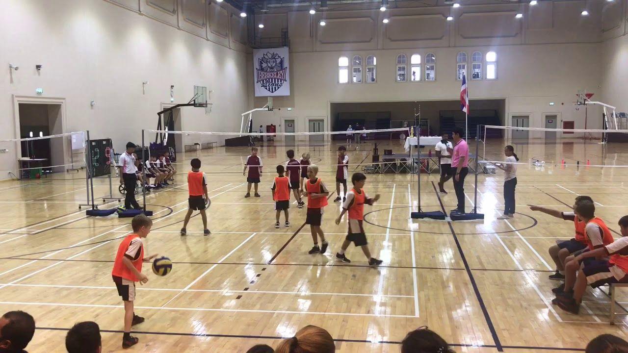 Berkeley G5 Boys Win Aisaa Volleyball Tournament