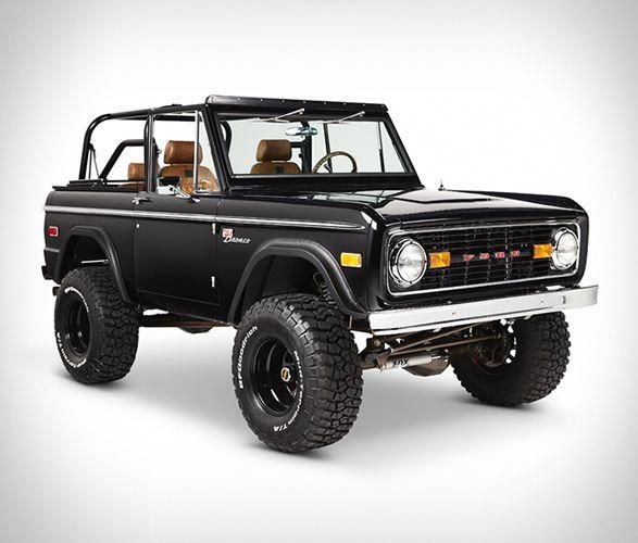 Fordclassiccars Ford Bronco Classic Ford Broncos Classic Trucks