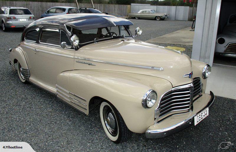 Chevrolet Other Fleetline Aerosedan 1942 Chevrolet, Old