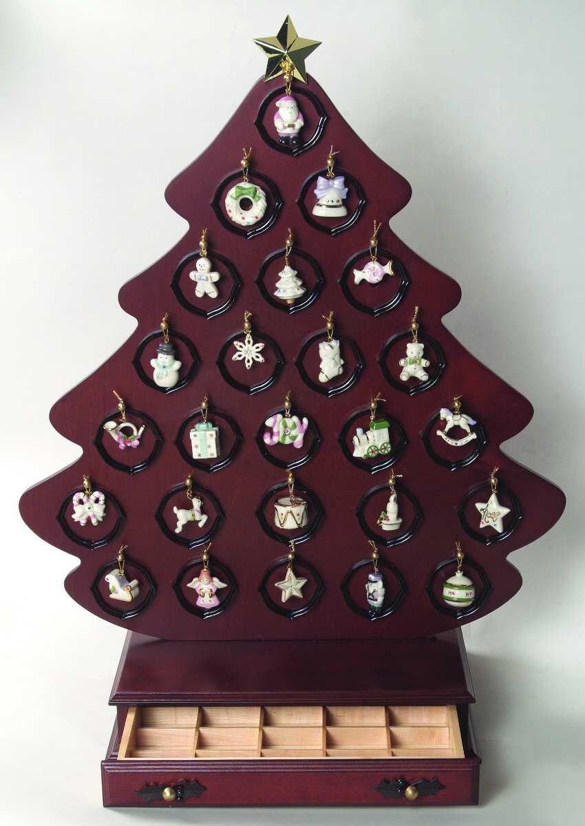 Advent Ornament Calendar Christmas Tree Advent Calendar Christmas Calendar Jesse Tree Ornaments